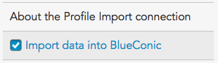 How to import customer profile data into BlueConic via CSV files from a campaign management or martech system