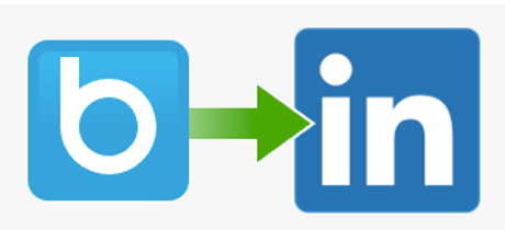 How do I connect BlueConic to LinkedIn?
