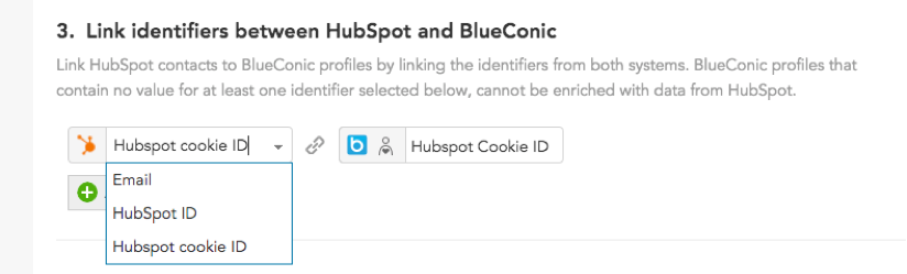 How to connect BlueConic to Hubspot