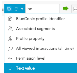 Does BlueConic export customer interaction data from profiles to my marketing stack using the SFTP Connection?