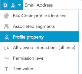 How to map customer data  between BlueConic and Mixpanel