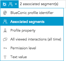 How to export segments of customer profiles between Higher Logic and BlueConic customer data platform