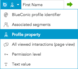 How to exchange customer profile data between BlueConic and Optimizely X