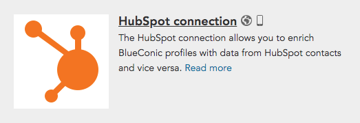 How to share customer data between HubSpot and BlueConic