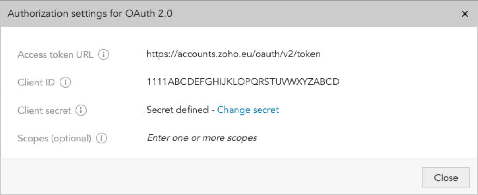 How to use OAuth 2.0 client credentials flow with the BlueConic Webhook connection