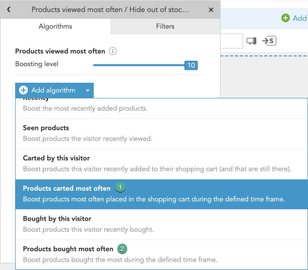 How to create individualized product recommendations in the BlueConic customer data platform