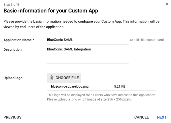 How do I use SAML-based  Single Sign-On (SSO) with OKTA, OneLogin, or G Suite for the BlueConic logins