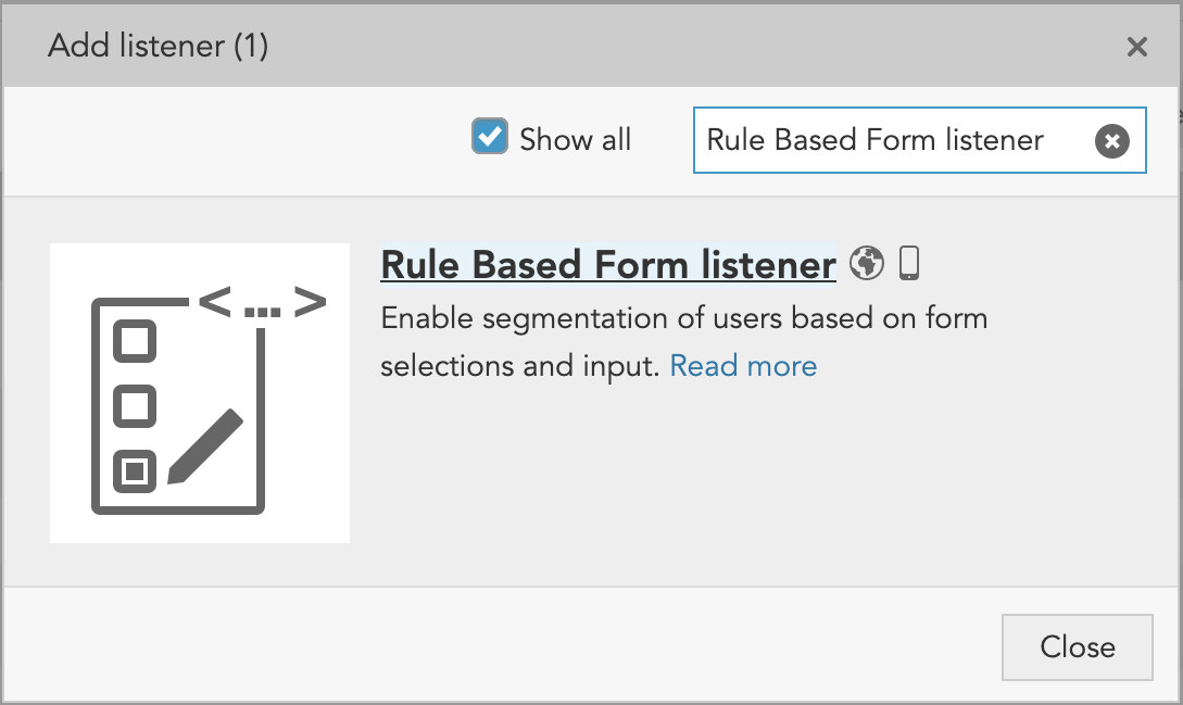 How do I create forms to collect customer profile data in the BlueConic customer data platform?