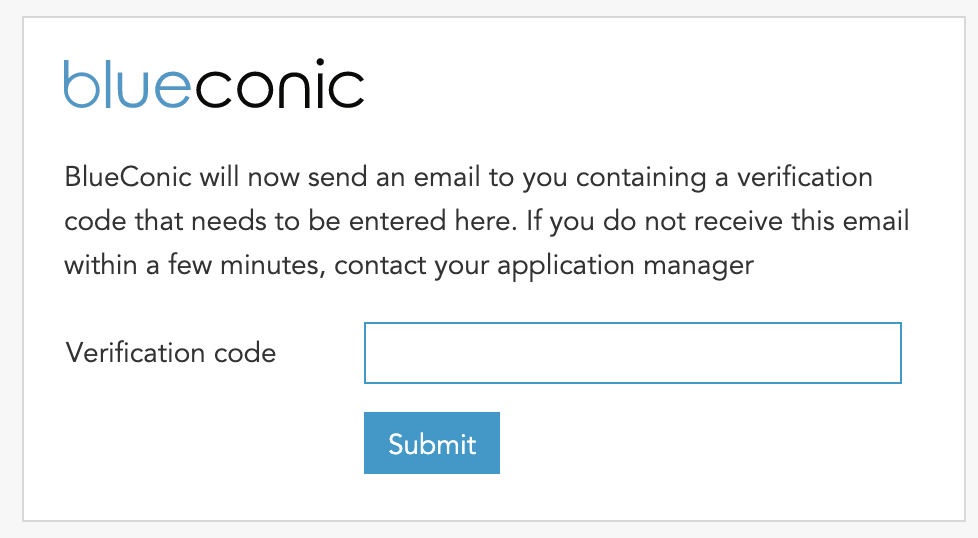 How to reset your password in the BlueConic customer data platform