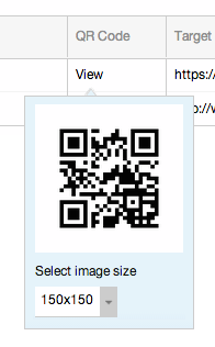 How do I add tracking pixels and tracking URLs with QR codes in BlueConic?