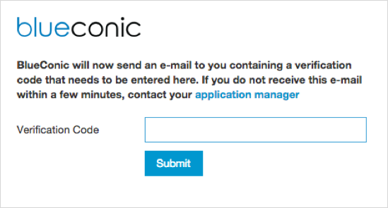 How do I log in to the BlueConic customer data platform?